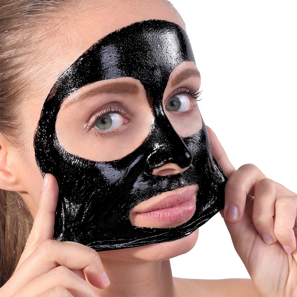 Pilaten Black Face Mask